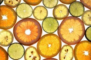 Фото плодов цитрусов